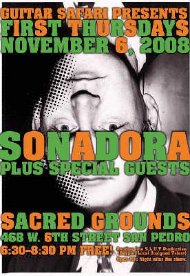 sonadora_poster